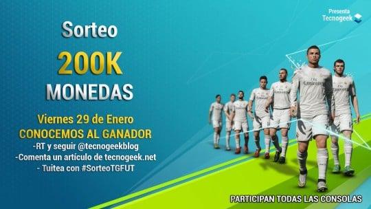 FIFA Ultimate Team Sorteo