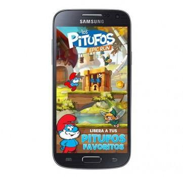 pitufos-epic-run-apk