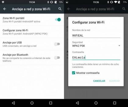 wifi-android-compartido
