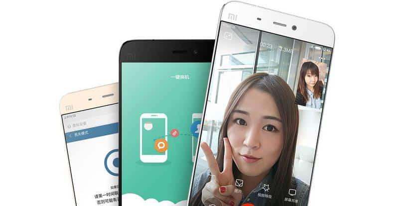 Xiaomi Mi5, el flamente buque insignia de Xiaomi