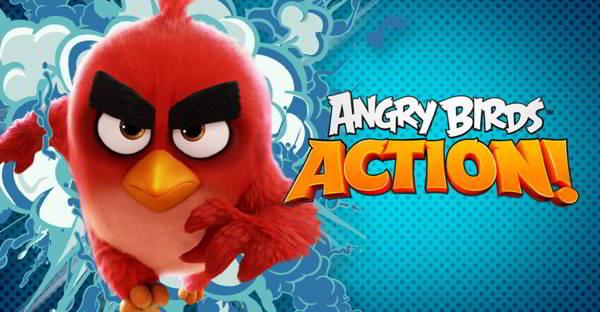 Angry Birds Action, el juego oficial de la nueva película