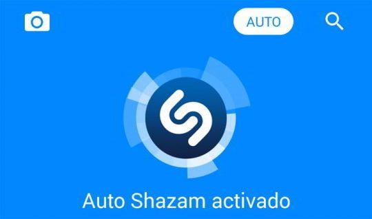 auto-shazam-android
