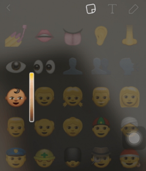 emojis-piel-snapchat