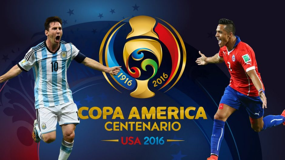 Ver Online la Final de la Copa América Centenario 2016 en Android