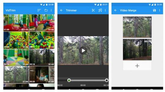Las mejores aplicaciones para editar vídeos en Android de 2016