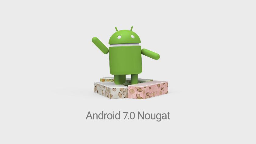 ¿Qué dispositivos van a actualizar a Android 7.0 Nougat?
