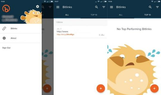bitly-para-android
