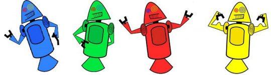 ¿Cuál fue el primer muñeco de Android?