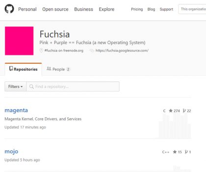 Google-Fuchsia-OS-en-GitHub