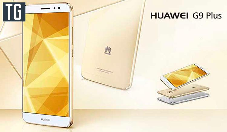 MÁS POTENTE QUE NUNCA. Huawei presentó su nuevo G9 Plus