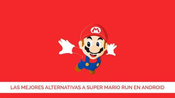 Super Mario Run: las mejores alternativas para Android