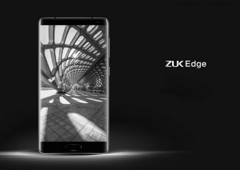 ZUK Edge, el nuevo smartphone sin marcos de Lenovo