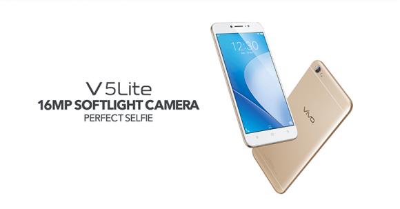 Vivo V5 Lite, un gama media enfocado a las selfies