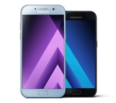 Galaxy A5 y Galaxy A7
