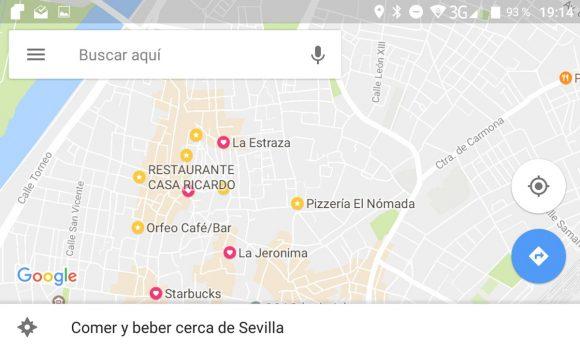 Cómo pedir Uber desde Google Maps en Android