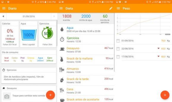 PONTE EN FORMA: 5 apps Android para lucir un cuerpo de '10'