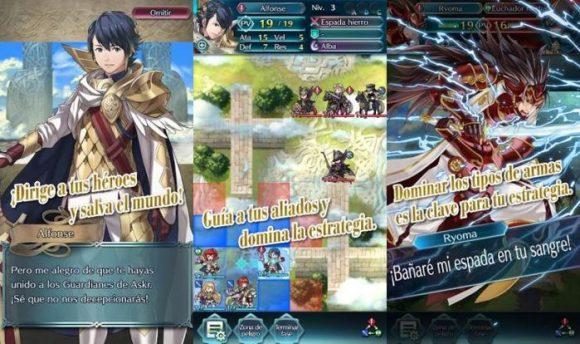 Nintendo pone Fire Emblem Heroes disponible en Google Play