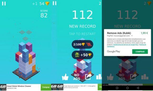 TETRIS 3D: Revive un clásico con gráficos en 3D para Android