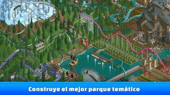 Descargar RollerCoaster Tycoon Classic