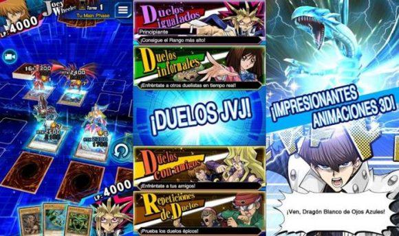 Descargar Yu-Gi-Oh! para Android