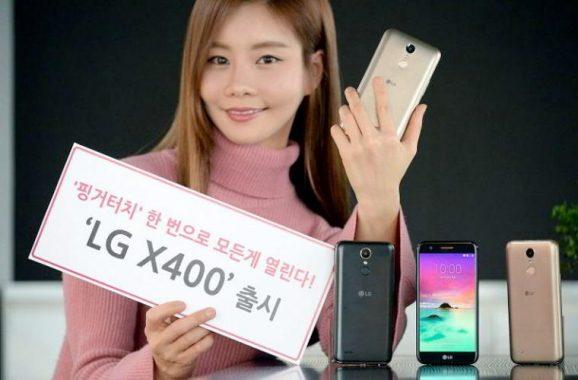 LG X400, un atractivo móvil de LG por 260 euros