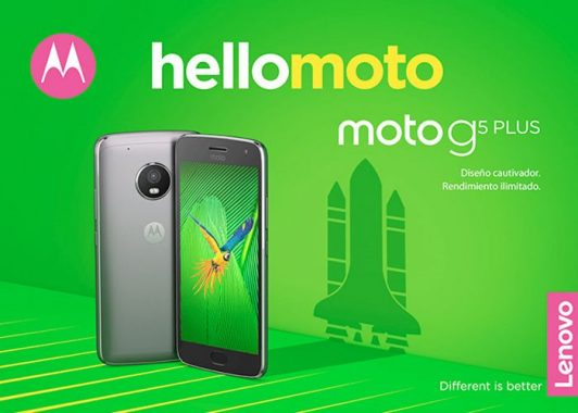 Moto G5 y G5 Plus: todas sus características filtradas