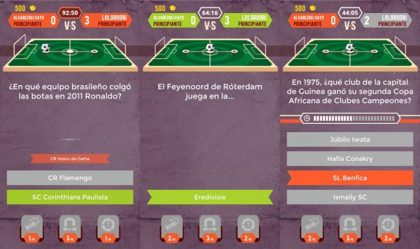 Trivia League pone a prueba tus conocimientos sobre fútbol