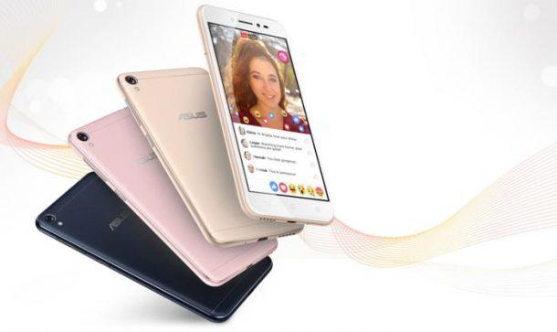 Asus Zenfone Live, un móvil básico centrado en las selfies