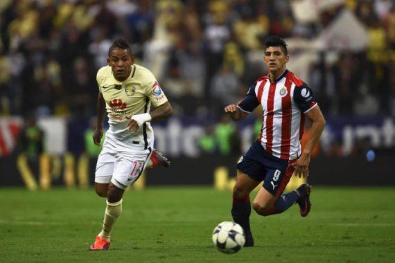 Ver Chivas vs América online en Android