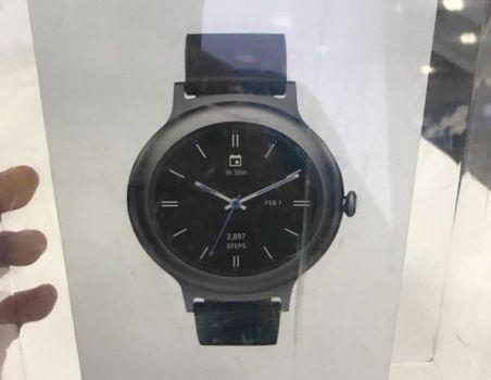 LG Watch Style se filtra antes de su presentación oficial