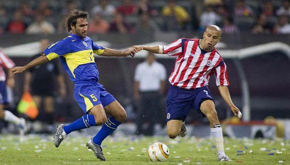 Ver Chivas vs Boca Juniors en Vivo por Android