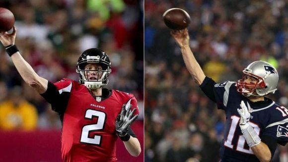 Ver Super Bowl LI online en Android, Patriots vs Falcons