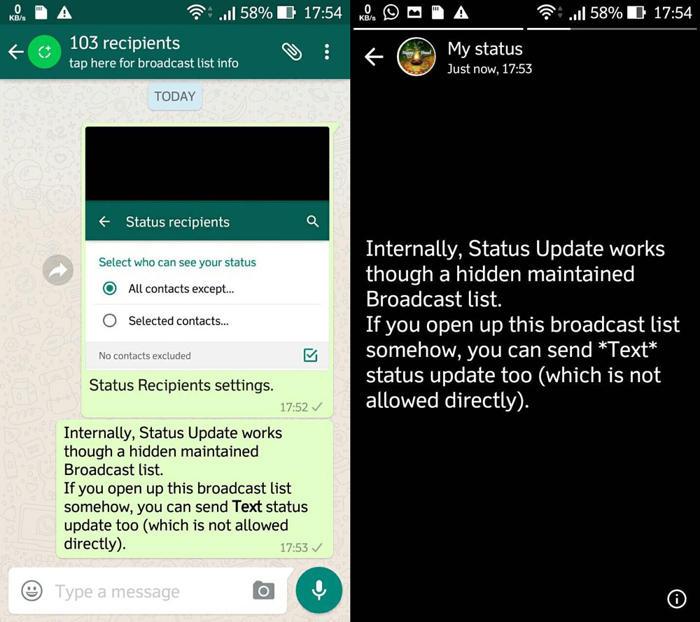 Whatsapp Status El Clon De Snapchat Ya Es Oficial En Android