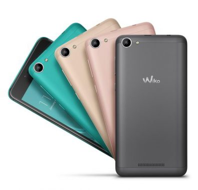 Wiko presenta una gama completa de móviles