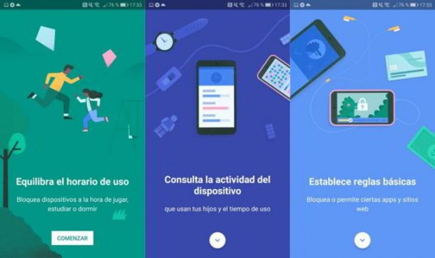 Family Link, la nueva app de control parental de Google