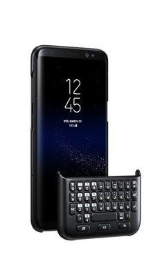 El Samsung Galaxy S8 viene con 12 accesorios oficiales