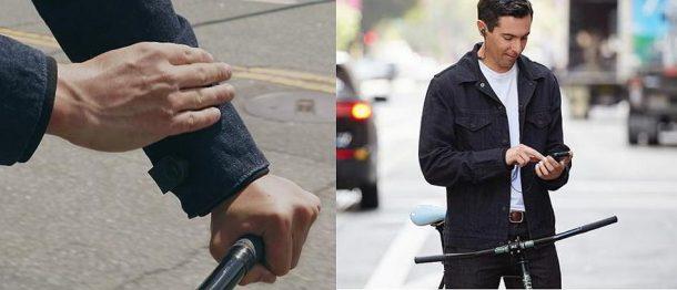 Google y Levi's juntos por una chaqueta inteligente