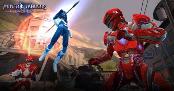Descargar Power Rangers: Legacy Wars