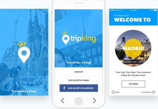 Tripking, la guía de viaje para tus próximas vacaciones