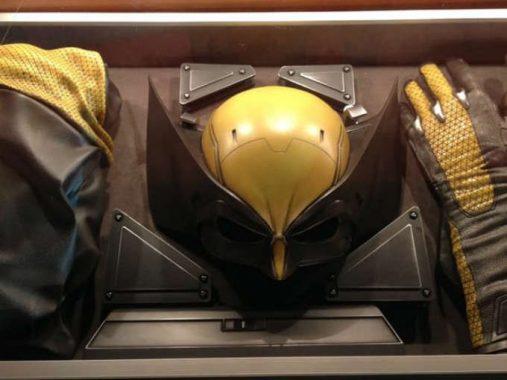 ¡Mira la máscara de Wolverine que pudo usar Hugh Jackman!