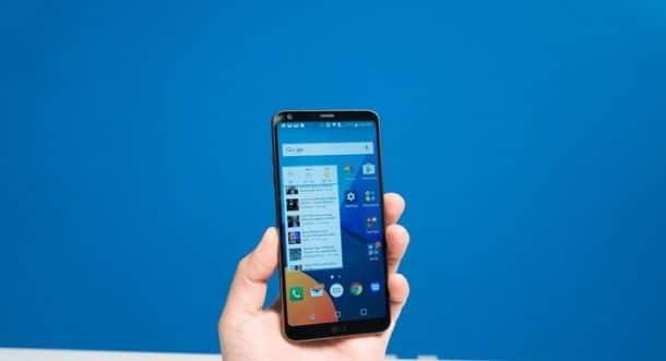 LG G6 mini podría ser lanzado con pantalla de 5.4 pulgadas