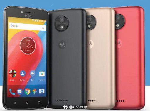 ¿Motorola Moto C el próximo móvil básico?