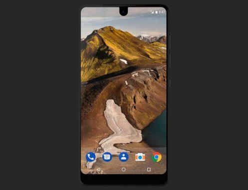 Essential Phone: llega el móvil creado por Andy Rubin