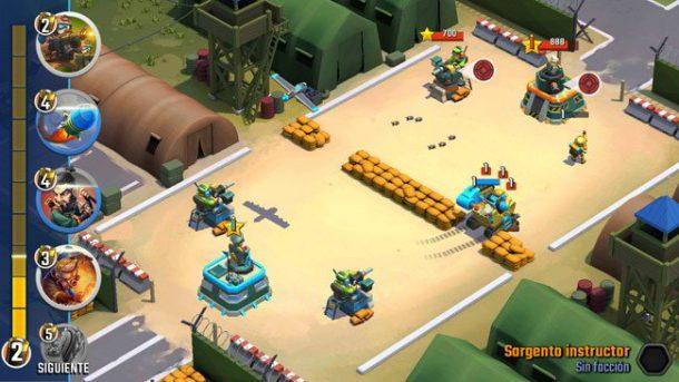 Blitz Brigade: Rival Tactics, es el nuevo rival de Clash Royale de la mano de Gameloft