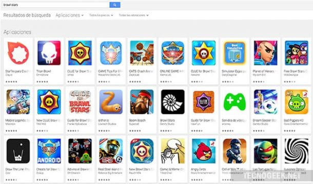 clones brawl stars en google play
