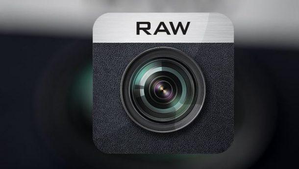 ver fotos raw