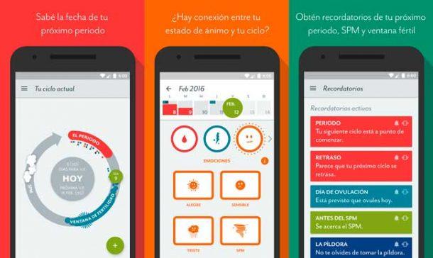 Mejores Apps para monitorear tu periodo menstrual