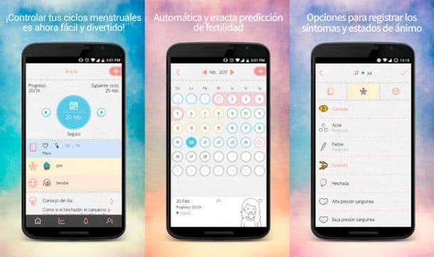 mejores apps seguir periodo