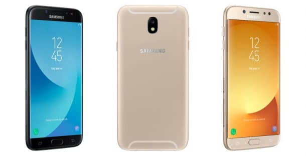 Samsung hizo oficial el Galaxy J3 2017, J5 2017 Y J7 2017