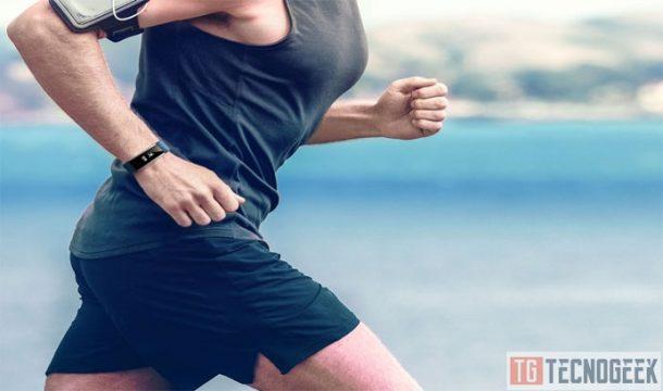 Huawei Band 2: la pulsera que mide tus niveles de oxígeno
